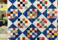 Unique peggys 16 patchhour glass quilt need to remember this 11 Cozy 16 Patch Quilt Block Patterns Inspirations