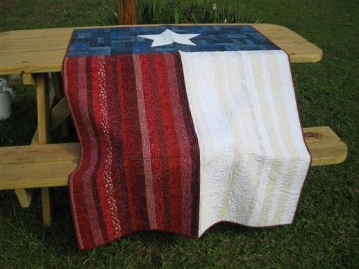 Permalink to Cozy Texas Flag Quilt Pattern Gallery