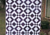 Unique pin on quilts 11 Stylish Two Color Quilts Patterns