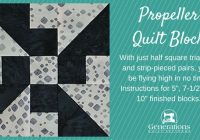 Unique propeller quilt block tutorial 5 7 12 and 10 10 New Take 5 Quilt Pattern Instructions Inspirations