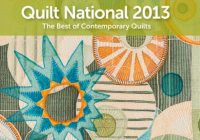 Unique quilt national 2013 the best of contemporary quiltspaperback 10   Contemporary Quilts Inspirations