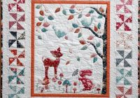 Unique sleepy hollow petals patches patchwork quilt 11 Stylish Cot Patchwork Quilt Patterns