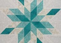 Unique snowflake quilt block google search snowflake quilt 11 Beautiful Snowflake Quilt Block Pattern