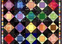 Unique square in a square in a square quilt patterns quilts 9 Unique Square In A Square Quilt Pattern