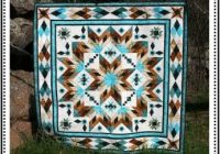 Unique taos quilt pattern 11   Quilting Ideas For Taos Block Of The Month Inspirations
