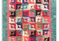 Unique this bundle includes everything you need to make the 10 Unique Simplicity Quilt Patterns