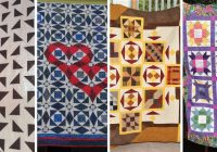 Unique traditional quilt patterns made readers quilting daily Elegant Traditional Quilt Pattern