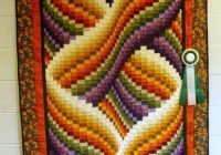 Unique twisted bargello my quilt place bargello quilts 9 Beautiful Twisted Bargello Quilt Pattern Gallery