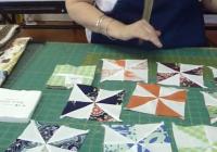 Unique update on the easy pinwheels missouri star blog Stylish Easy Pinwheel Quilt Pattern Gallery