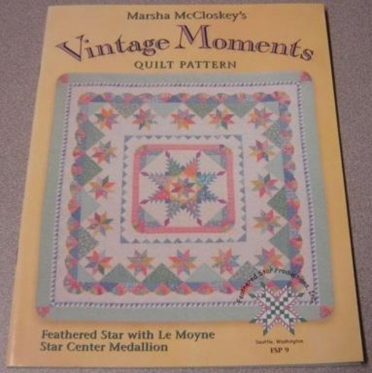 Permalink to Stylish Vintage Moments Quilt Pattern Gallery