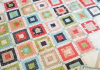 Unique weekender honeybun charm quilt a quilting life 9 Elegant Honey Bun Quilt Patterns Inspirations