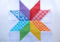 Unique would love to make a coaster or something out of this color 10   Easy Quilt Square Patterns