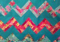 updatenew jelly roll chevron quilt ready 2 make Stylish Chevron Quilt Pattern Using Jelly Roll
