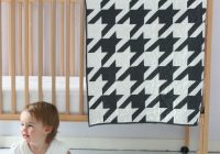 v and co new pattern houndstooth quilt pattern Modern Houndstooth Quilt Pattern Inspirations