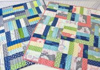 v and co v and co jelly roll jam quilt free pattern and Interesting Jelly Roll Jam Quilt Pattern Inspirations