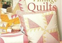 very easy vintage quilts sewing with nancy zieman patterns orange peel lap quilt 11 Unique Vintage Quilts On Ebay Gallery