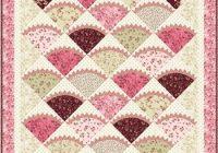 victorian fans quilt pattern pieced brain quilt designs Cozy Victorian Quilt Patterns Inspirations