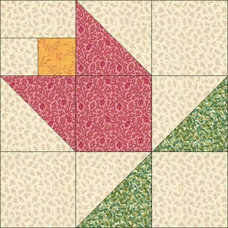 Permalink to 11 Modern 12 In Quilt Block Patterns Gallery