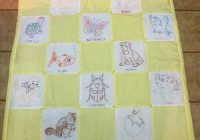 vintage ba blanket ba maybe handmade ba quilts Modern Vintage Baby Quilts Inspirations