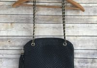 vintage bally quilted leather bag Modern Vintage Bally Quilted Bag