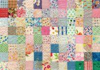 vintage country patchwork quilt Elegant Vintage Patchwork Quilts