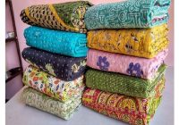 vintage kantha quilt quality hand stitching reversible wholesale lot cotton kantha quilt blanket throw bohemian bedspread buy kantha Stylish Vintage Kantha Quilt Gallery