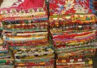vintage kantha quilt reversible throw gudri wholesale Stylish Vintage Kantha Quilts Wholesale Gallery