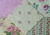 vintage laura ashley fabric patchwork quilt bundleromantic Interesting Stylish Ebay Quilting Fabric Inspiration