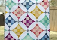vintage modern quilts pattern co hyacinth quilt designs Stylish Vintage Modern Quilt Patterns Inspirations