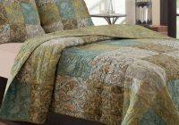 vintage paisley quilt set quilt sets paisley bedding Unique Vintage Paisley Quilt