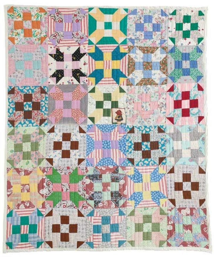Permalink to Cozy Vintage Quilt Designs Gallery