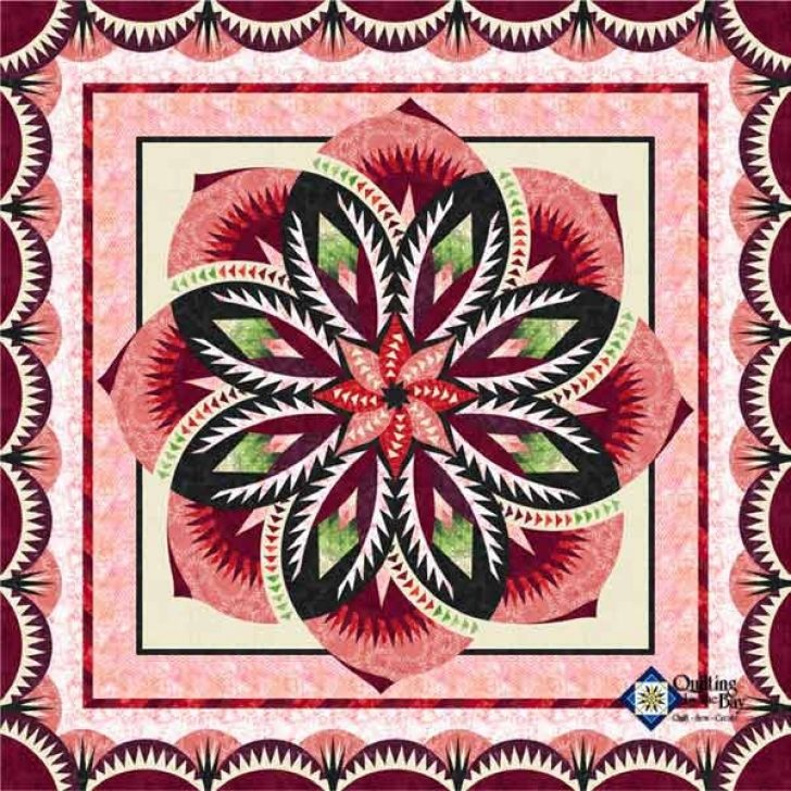 Permalink to Elegant Vintage Rose Quilt Gallery