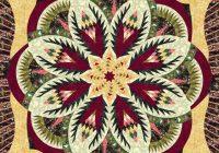 vintage rose wall lucille amos batik kit pattern Elegant Vintage Rose Quilt Gallery
