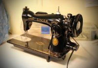 vintage sewing machines were built to last a lifetime threads Stylish Best Vintage Singer Sewing Machine For Quilting