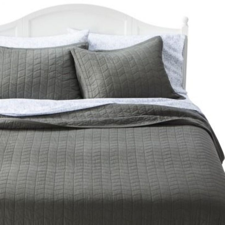 Permalink to Stylish Threshold Vintage Washed Quilt Inspirations
