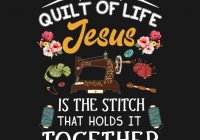 we love sewing and quilting and jesus Cozy I Love Sewing And Quilting
