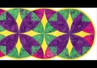 wheel of mystery Modern Wheel Of Mystery Quilt Pattern Gallery