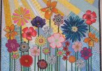 whimsical garden quilt pattern Whimsical Quilt Patterns Inspirations
