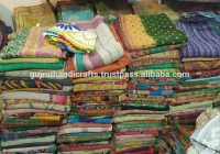 wholesale lot heavy indian old vintage kantha quilt buy vintage indian sari quiltvintage indian cotton quiltindian patchwork quilts product on Stylish Vintage Kantha Quilts Wholesale Gallery