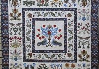 william and may morris sampler quilt pattern Cool William Morris Quilt Patterns Inspirations