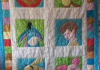 winnie the pooh quilt for thomas made with block patterns Cool Winnie The Pooh Quilt Pattern Inspirations