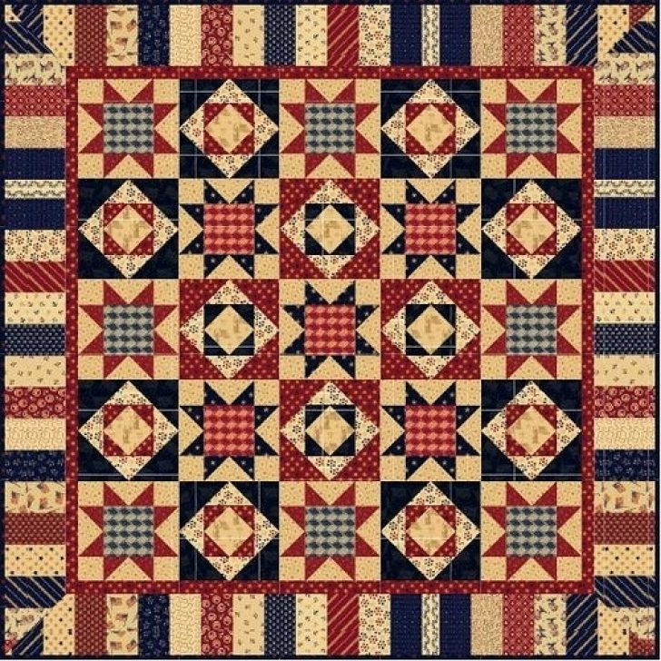Permalink to Unique Traditional American Quilt Patterns