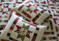 wonky pillow shams occasionalpiece quilt Stylish Quilted Pillow Sham Pattern Gallery