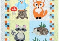 woodland babies quilt pattern Interesting Quilts For Babies Patterns Inspirations