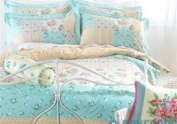 yellow blue vintage bedding comforter sets king queen size Interesting Vintage Quilt Covers Gallery