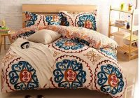 yellow blue vintage bedding comforter sets king queen size Interesting Vintage Quilt Sets Inspirations
