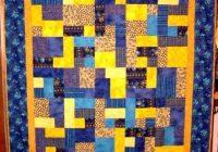 yellow brick road quilt pattern tidewater sew vac Modern Quilt Pattern Yellow Brick Road