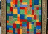yellow brick road quilts an atkinson designs pattern Modern Quilt Pattern Yellow Brick Road