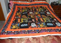 you have to see star wars quilt on craftsy quilts australia Unique Star Wars Quilt Fabric Inspirations